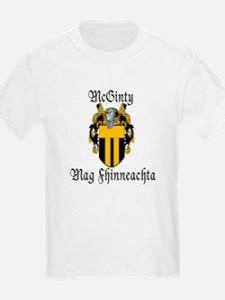 McGinty in Irish & English T-Shirt