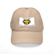 McGinty in Irish & English Baseball Baseball Cap