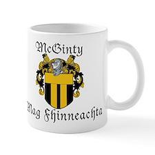 McGinty in Irish & English Mug