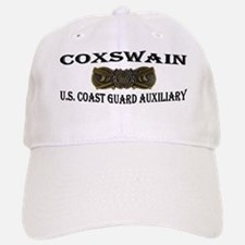 USCG Auxiliary Coxswain Baseball Baseball Cap