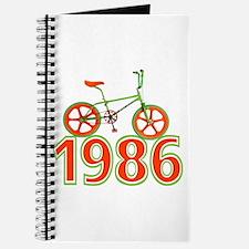 Retro 1986 BMX Bike Journal