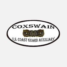 USCG Auxiliary Coxswain Patch