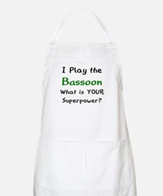play bassoon Apron