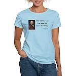 Benjamin Franklin 13 Women's Light T-Shirt