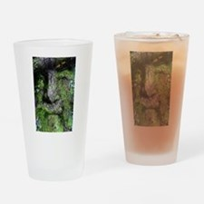 The Green Man (Walt Whitman) Drinking Glass