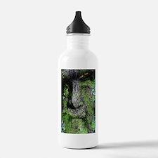 The Green Man (Walt Whitman) Water Bottle