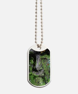 The Green Man (Walt Whitman) Dog Tags