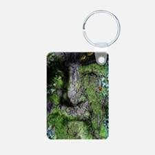The Green Man (Walt Whitman) Keychains
