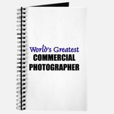 Worlds Greatest COMMERCIAL PHOTOGRAPHER Journal