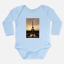 Eiffel Tower Paris Body Suit
