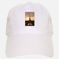 Eiffel Tower Paris Baseball Baseball Cap