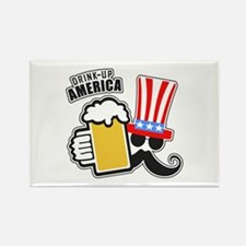 Drink Up America Magnets