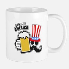 Drink Up America Mugs