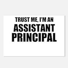 Trust Me, I'm An Assistant Principal Postcards (Pa