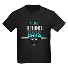 Funny Behind bars for life T