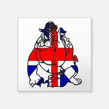 British Bulldog Sticker