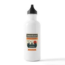 Logo for SanderScouts Water Bottle