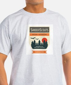Logo for SanderScouts T-Shirt