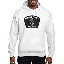 Seattle Police K-9 Unit Hoodie