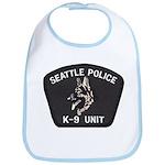Seattle Police K-9 Unit Bib