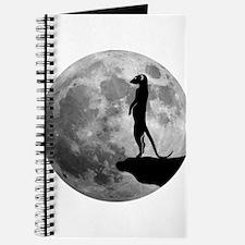 meerkat erdmännchen mond moon Journal