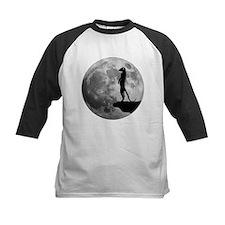 meerkat erdmännchen mond moon Baseball Jersey