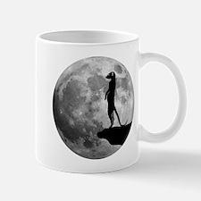meerkat erdmännchen mond moon Mugs