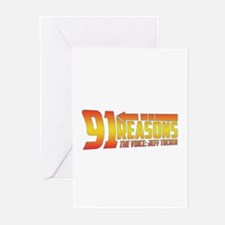 Funny Podcast Greeting Cards (Pk of 20)