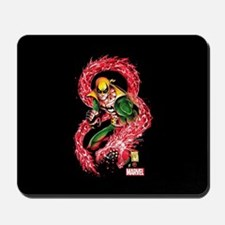 Iron Fist Red Dragon Mousepad