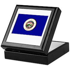 Minnesota Keepsake Box