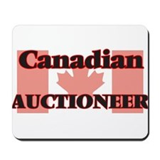 Canadian Auctioneer Mousepad