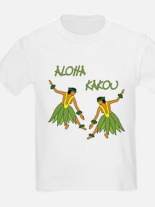 Hula dancers T-Shirt