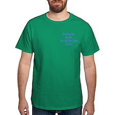 Blowing the Shofar T-Shirt