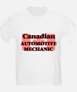 Canadian Automotive Mechanic T-Shirt