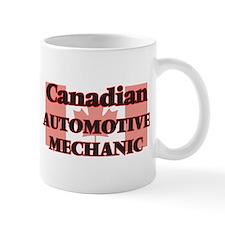 Canadian Automotive Mechanic Mugs