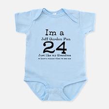 Cute Jeff gordon Infant Bodysuit