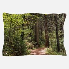 Forest Trail Pillow Case
