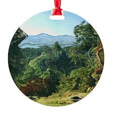nature paint Ornament