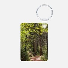 Forest Trail Keychains