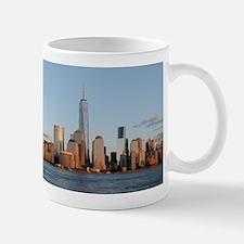 Lower Manhattan Skyline, New York City Mugs