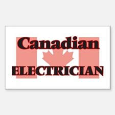 Canadian Electrician Decal