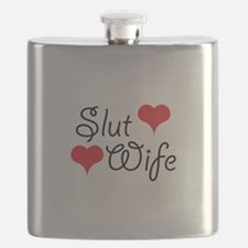Slut Wife Flask