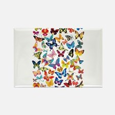 Cute Nature Rectangle Magnet (100 pack)