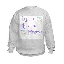 Little Sister Peyton Sweatshirt