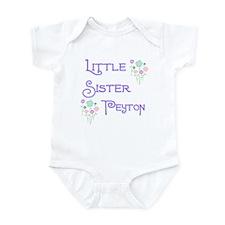 Little Sister Peyton Infant Bodysuit