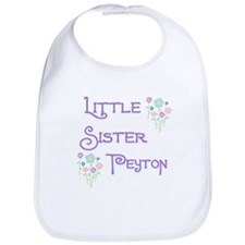 Little Sister Peyton Bib