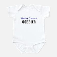 Worlds Greatest COBBLER Infant Bodysuit