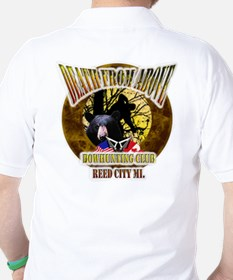 Death From Above Golf Shirt