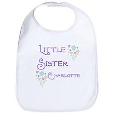 Little Sister Charlotte Bib