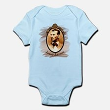 Jesse James Portrait Infant Bodysuit